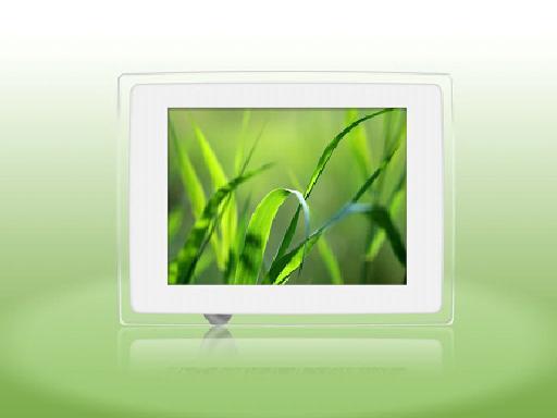 Cornice digitale 10.4 pollici