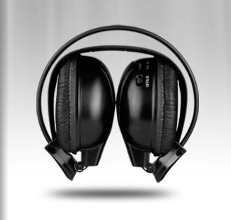 Cuffia Stereo Wireless