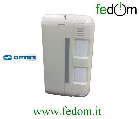 Optex BX80NR sensori da esterno per allarme