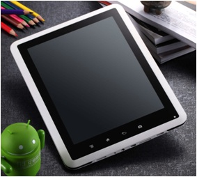 "Tablet PC 8"" Apad 1,2 GHz Android 2.3  Touch screen capacitivo  3G Funzione telefono UMTS GPS HDMI G-sensor"