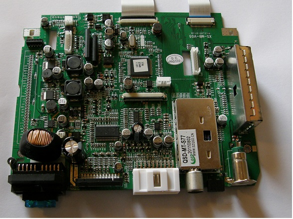 Ricambi Xtrons Mother board originale per autoradio TD717G