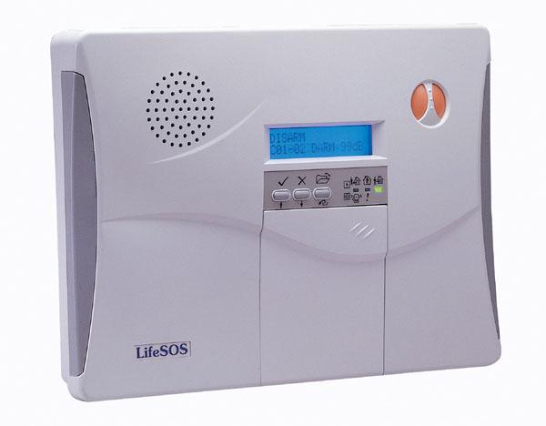 Centralina di allarme FEDOM DEFENDER misto filare e wireless 868MHz Supervisionato Antintrusione, Monitoraggio ambientale, Home automation