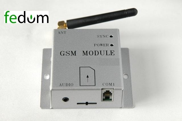 Modulo GSM/GPRS per Centralina FEDOM DEFENDER 4-Band con cavo