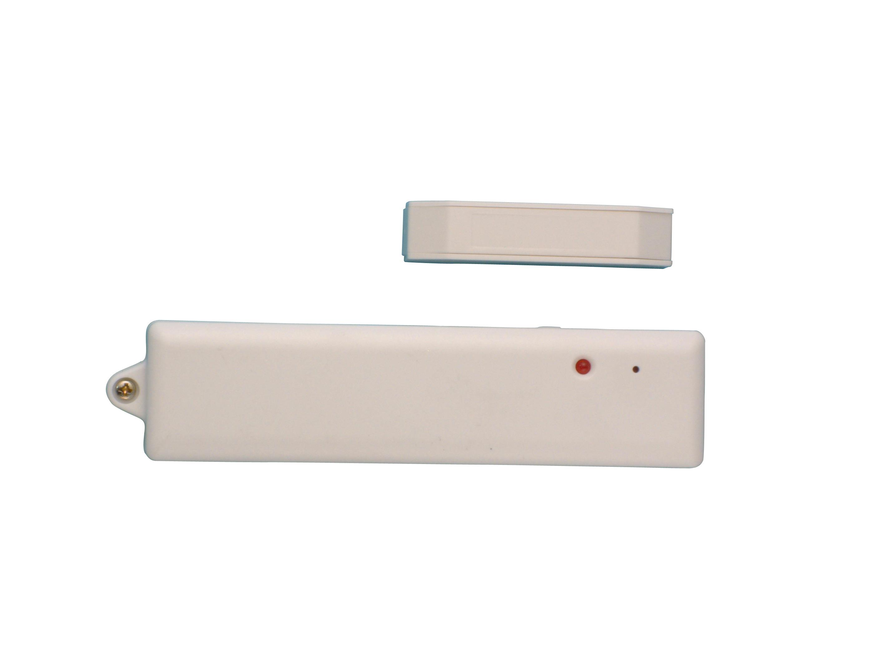 Sensore di allarme wireless per porte e finestre per centraline fedom sensori da interno - Antifurto porte e finestre ...