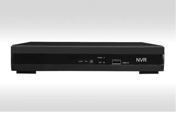 Apexis NVR network video recorder APM-N1008  H264 8 canali supporta HDD 1*3TB ONVIF