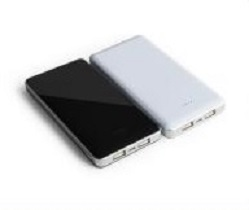 Bluetimes USB Power Bank 10000 mAh Caricabatterie portatile 2 porte USB