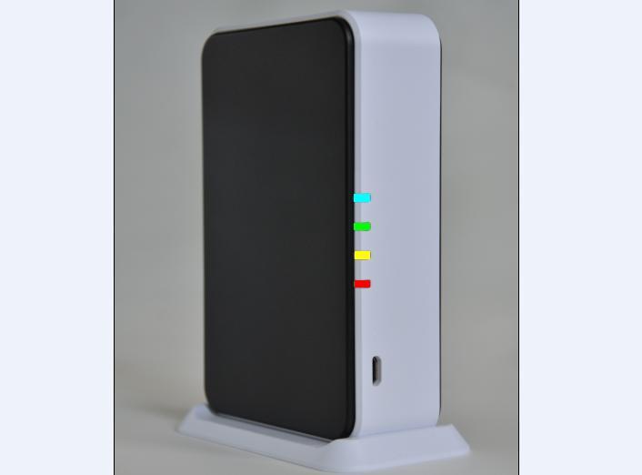 Centrale allarme FEDOM WEB INFINITY wireless e filare ethernet 868MHz supervisionato usb comandabile dal Web Home Management Gateway.