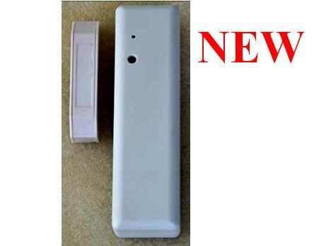 Sensore Wireless porta / finestra trasmettitore,  contatto magnetico con la durata della batteria fino a 7 anni.