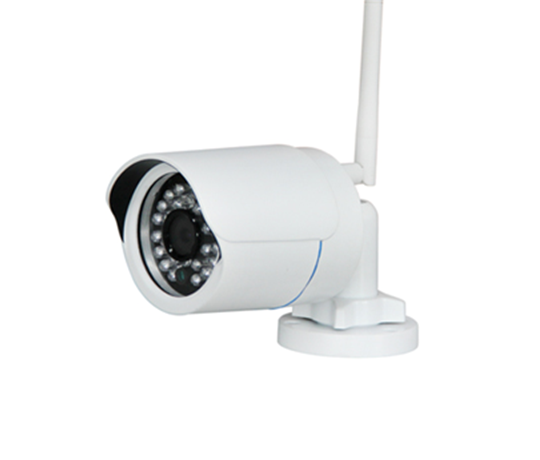 Telecamera fissa  H264 IP wireless megapixel 720p P2P ONVIF 2.0