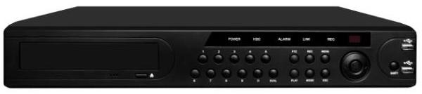 NVR/DVR 16ch 1080P per telecamere IP oppure AHD ONVIF P2P per IOS ed Android Phone supporta 4 sata HDD da 4TB