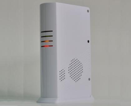 Centralina di allarme Fedom Casa Sicura, filare e wireless 868 MHz Supervisionata  ethernet GSM  modulo voce integrati