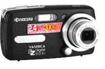 YASHICA EZ5031 5,0 MP 3XSD