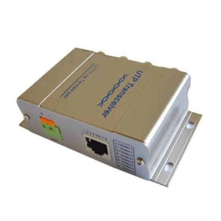 Coppia 4 Ch trasmettitori segnali video su cavo UTP
