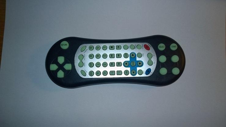 Telecomando per XTRONS CR903 con joypad incorporato