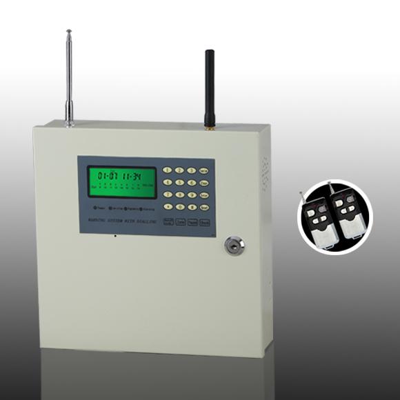 Sistema di Allarme casa / ufficio  FEDOM GUARD01 misto Wireless e filo GSM/PSTN Dual Network