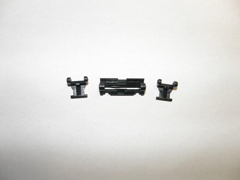 Ricambi Xtrons Clip gancio per autoradio TD716 TD717 TD716G TD717G (Eonon)