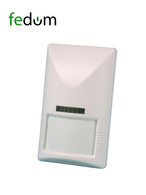 Sensore di movimento wireless PET immune a infrarossi passivo per centraline FEDOM