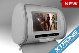 """Coppia poggiatesta monitor 7"""" XTRONS HM705"""