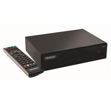 "MEDIA PLAYER RECORDER Full HD Eminent EM7282 DVB-T  Box HDD 3,5"""