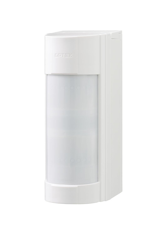 Sensore Optex VXI-R  wireless allarme casa doppio fascio da esterno VXIR(ex. VX402R)