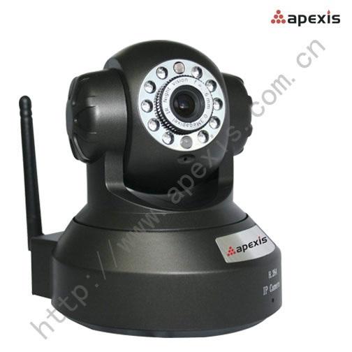 Apexis APM-JP8115-WS telecamera P2P IP IR  Pan Tilt audio bidirezionale Controllo Iphone
