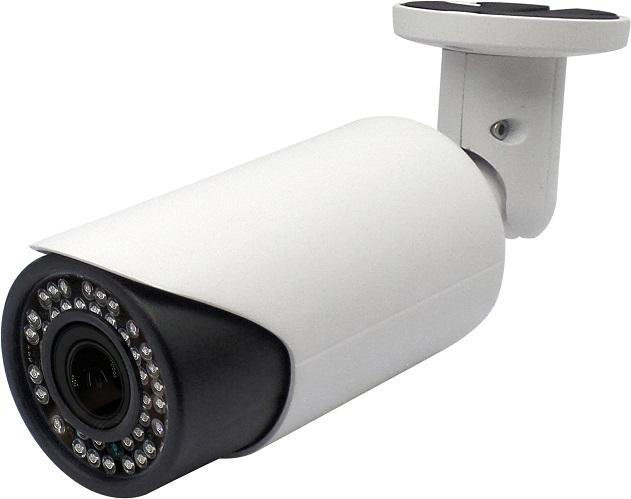 "Telecamera IP IR 1/3"" SONY 225 + 3518E 1.3 Megapixel HD CMOS 2.8-8mm maual zoom Sensor SUPER Low Illumination IR 40m"
