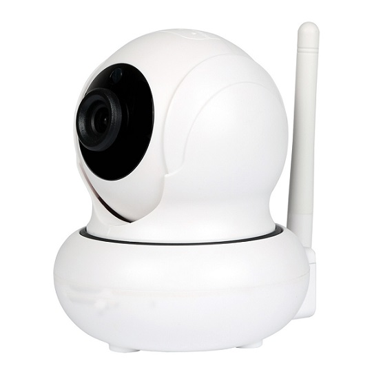 Telecamera IP Wanscam  K21 wifi 1080p 2MP h.264 con Zoom 3X Face Detection Auto Tracking Infrarossi
