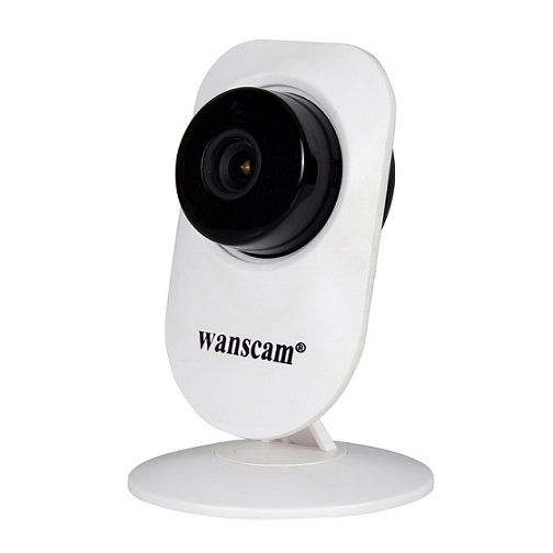 Telecamera IP Wanscam HW0026 720p 1MP h.264 WIFI audio bidirezionale INFRAROSSI